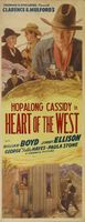 Heart of the West movie poster (1936) picture MOV_d936bff7