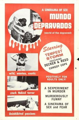 Mundo depravados movie poster (1967) poster MOV_d93921cc