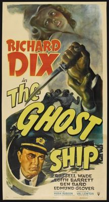 The Ghost Ship movie poster (1943) poster MOV_d93a0942