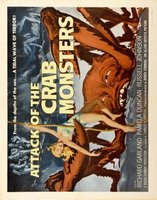 Attack of the Crab Monsters movie poster (1957) picture MOV_d93e995d