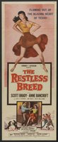 The Restless Breed movie poster (1957) picture MOV_d940d8d5