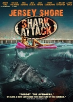 Jersey Shore Shark Attack movie poster (2012) picture MOV_d9559af3