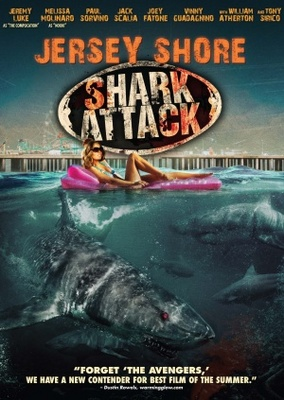 Jersey Shore Shark Attack movie poster (2012) poster MOV_d9559af3