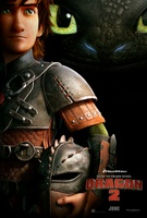 How to Train Your Dragon 2 movie poster (2014) picture MOV_d959f204