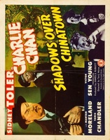 Shadows Over Chinatown movie poster (1946) picture MOV_d95beb24