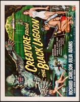 Creature from the Black Lagoon movie poster (1954) picture MOV_d95bf6ff