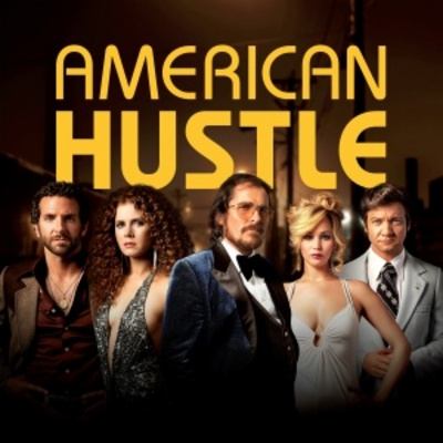 American Hustle movie poster (2013) poster MOV_d95f61d5