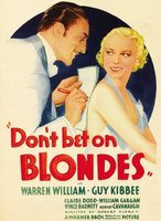 Don't Bet on Blondes movie poster (1935) picture MOV_d95fa037