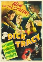 Dick Tracy movie poster (1945) picture MOV_d95fae89