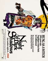 Night of Dark Shadows movie poster (1971) picture MOV_d9661c72