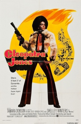 Cleopatra Jones movie poster (1973) poster MOV_d96fecbf