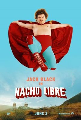 Nacho Libre movie poster (2006) poster MOV_d975188d