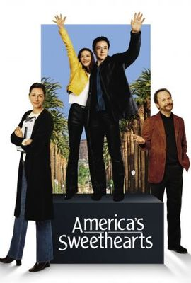 America's Sweethearts movie poster (2001) poster MOV_d977e048