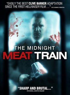 The Midnight Meat Train movie poster (2008) poster MOV_d9789ab8