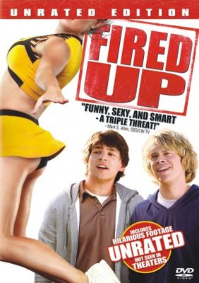 Fired Up movie poster (2009) poster MOV_d9814b6f
