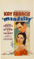 Mandalay movie poster (1934) picture MOV_d98996dc