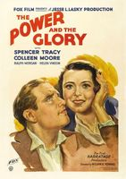 The Power and the Glory movie poster (1933) picture MOV_d98df091