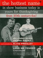Love Me Tender movie poster (1956) picture MOV_6c03dec0