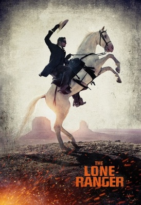 The Lone Ranger movie poster (2013) poster MOV_d9a88854
