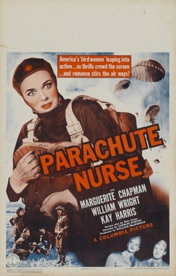 Parachute Nurse movie poster (1942) poster MOV_d9ab5de5