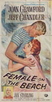 Female on the Beach movie poster (1955) picture MOV_d9acfbf7