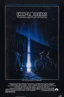 Explorers movie poster (1985) picture MOV_d9b8af9f