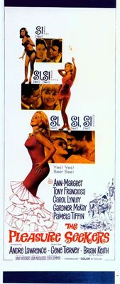 The Pleasure Seekers movie poster (1964) poster MOV_d9bb1b03