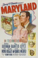 Maryland movie poster (1940) picture MOV_d9bdf8fc