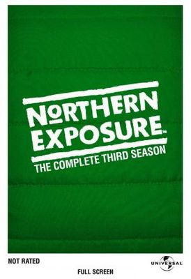 Northern Exposure movie poster (1990) poster MOV_d9c04943