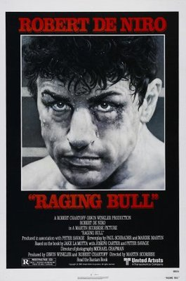 Raging Bull movie poster (1980) poster MOV_d9c7bfaa