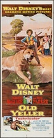 Old Yeller movie poster (1957) picture MOV_87526659