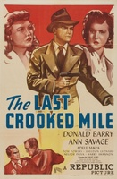 The Last Crooked Mile movie poster (1946) picture MOV_d9d84075