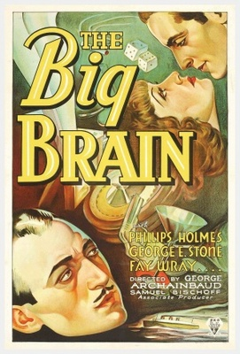 The Big Brain movie poster (1933) poster MOV_d9d9a0be