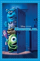 Monsters Inc movie poster (2001) picture MOV_3cd7ca94