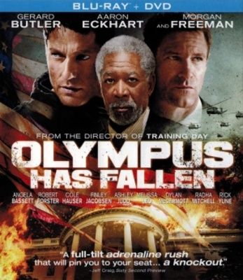 Olympus Has Fallen movie poster (2013) poster MOV_d9e30c46
