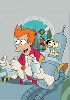 Futurama movie poster (1999) picture MOV_d9eb5f38