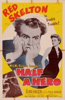 Half a Hero movie poster (1953) picture MOV_d9f0005f