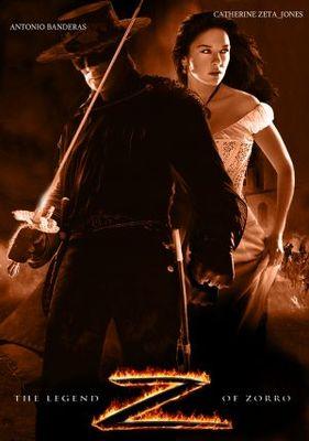 Legend of zorro movie poster
