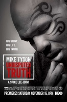 Mike Tyson: Undisputed Truth movie poster (2013) picture MOV_d9f16caf