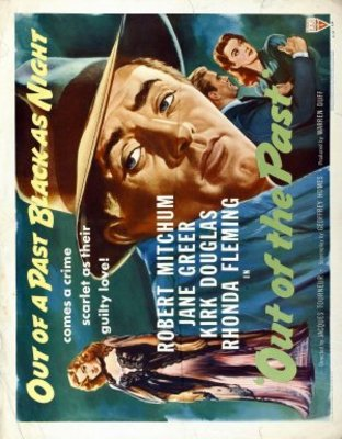Out of the Past movie poster (1947) poster MOV_d9f2a4a0