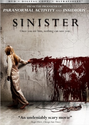 Sinister movie poster (2012) poster MOV_d9f8321f