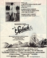 Splash movie poster (1984) picture MOV_d9f9a333