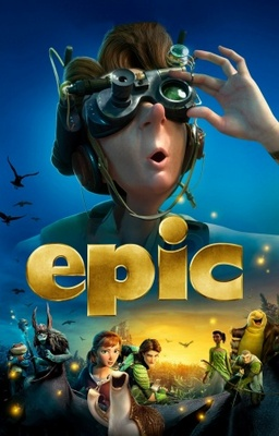 Epic movie poster (2013) poster MOV_d9fd6ede