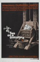 Two on a Guillotine movie poster (1965) picture MOV_da01bad3