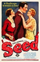 Seed movie poster (1931) picture MOV_da03cabd