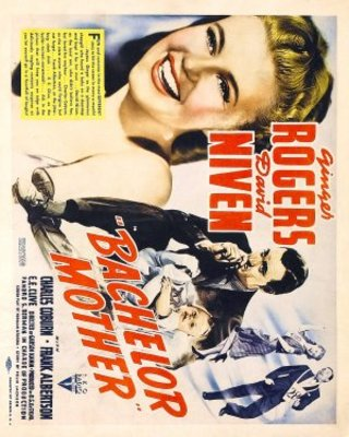 Bachelor Mother movie poster (1939) poster MOV_da04abf8