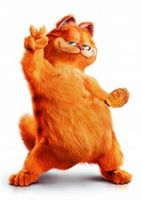 Garfield movie poster (2004) picture MOV_da06d4e5