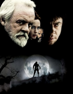 The Wolfman movie poster (2010) poster MOV_da0982c3