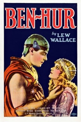 Ben-Hur movie poster (1925) poster MOV_da115c7a