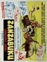Zanzabuku movie poster (1956) picture MOV_da12b92f